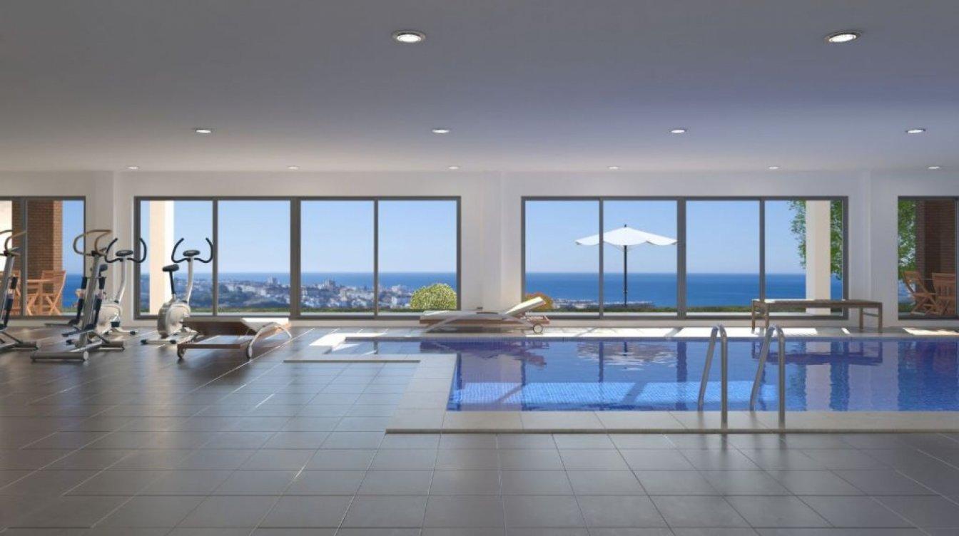 Exclusive apartments in Chilches in Rincón de la Victoria