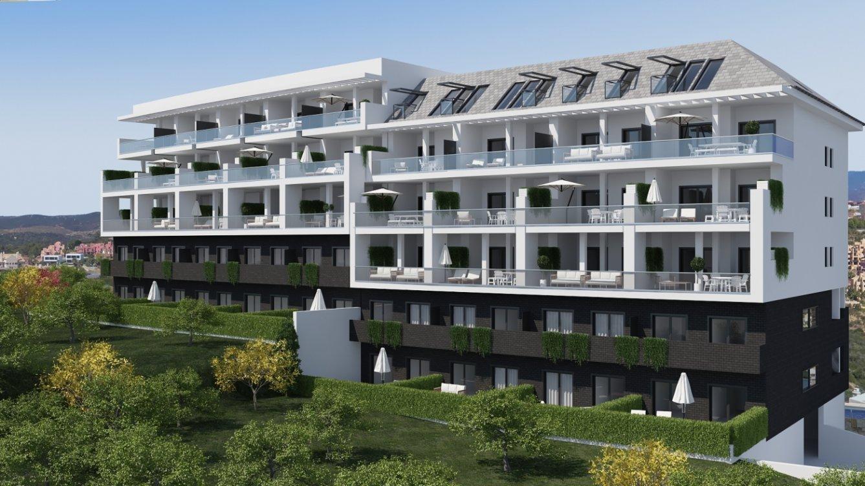 Nuevo residencial en La Duquesa en Manilva - Sabinillas