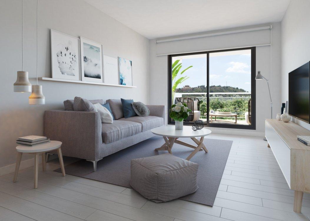 Apartamentos en Cala de Mijas en Mijas