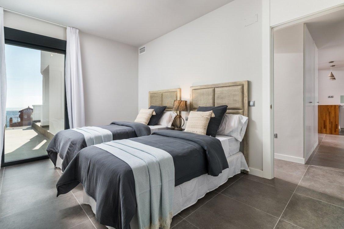 Apartamentos con vistas al Mar en Manilva en Manilva - Sabinillas