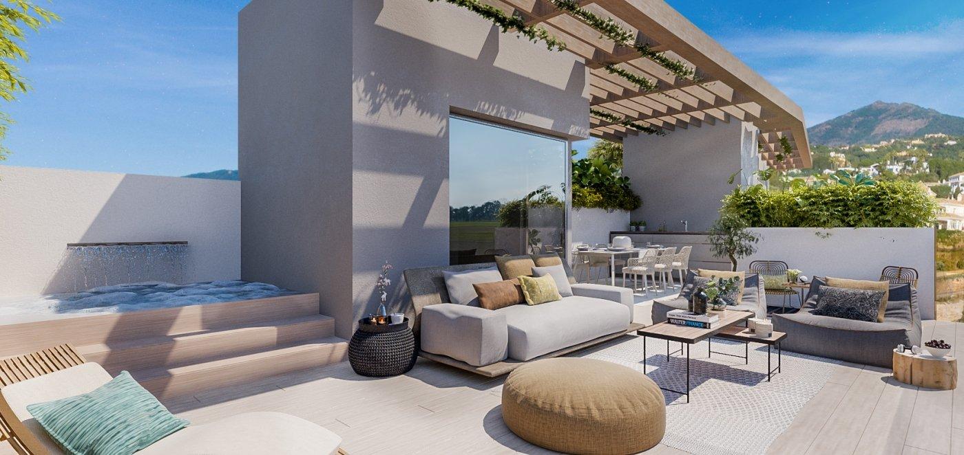 Luxury villas in Benahavís in Benahavís