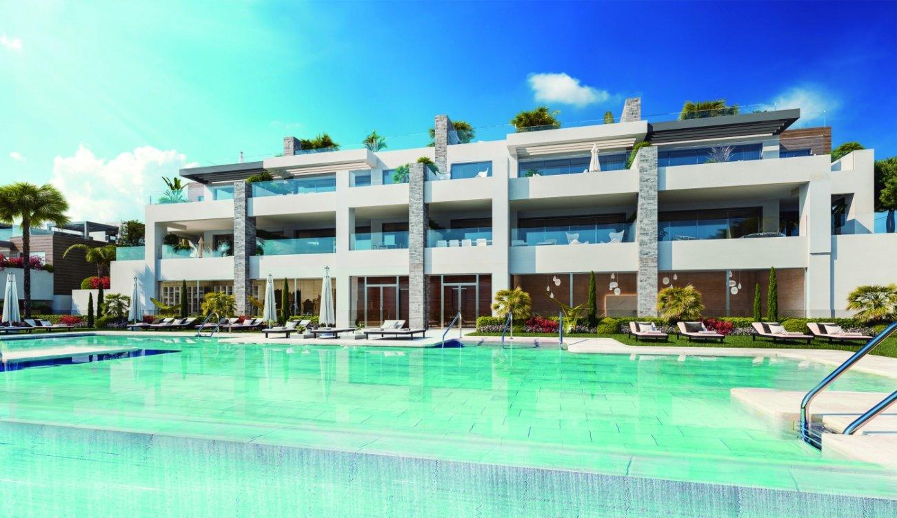 Apartamentos en Cabopino,Marbella en Marbella