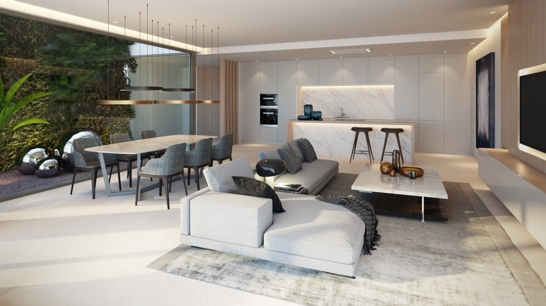 Exclusivos apartamentos en Benahavis-Marbella en Benahavís