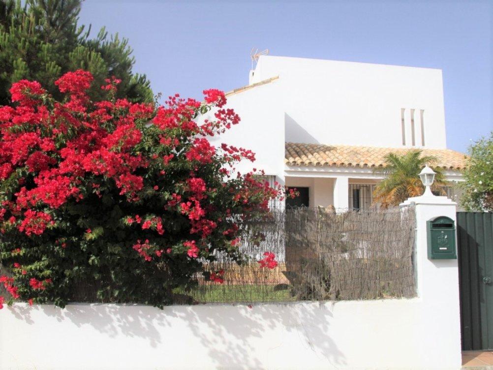 Villa en Sancti Petri en Chiclana de la Frontera