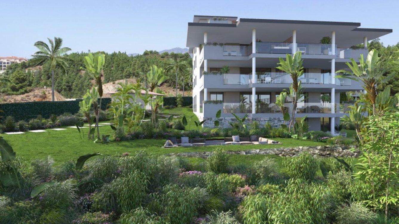Apartamentos en La Cala de Mijas en Mijas