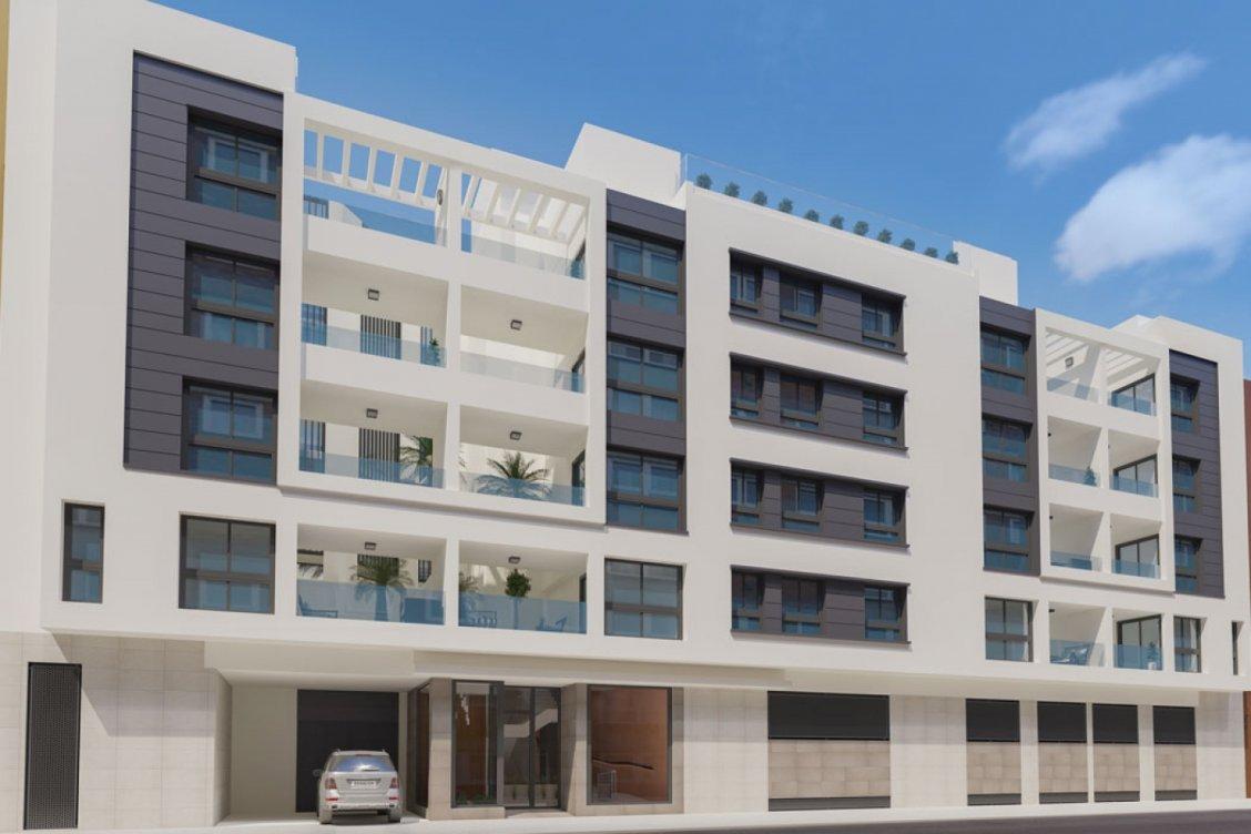 Edificio a estrenar Málaga  en Málaga
