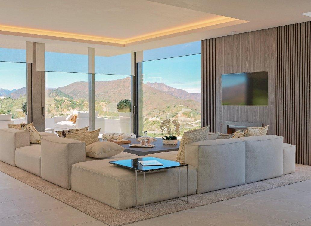 Villas in La Cala Golf in Mijas
