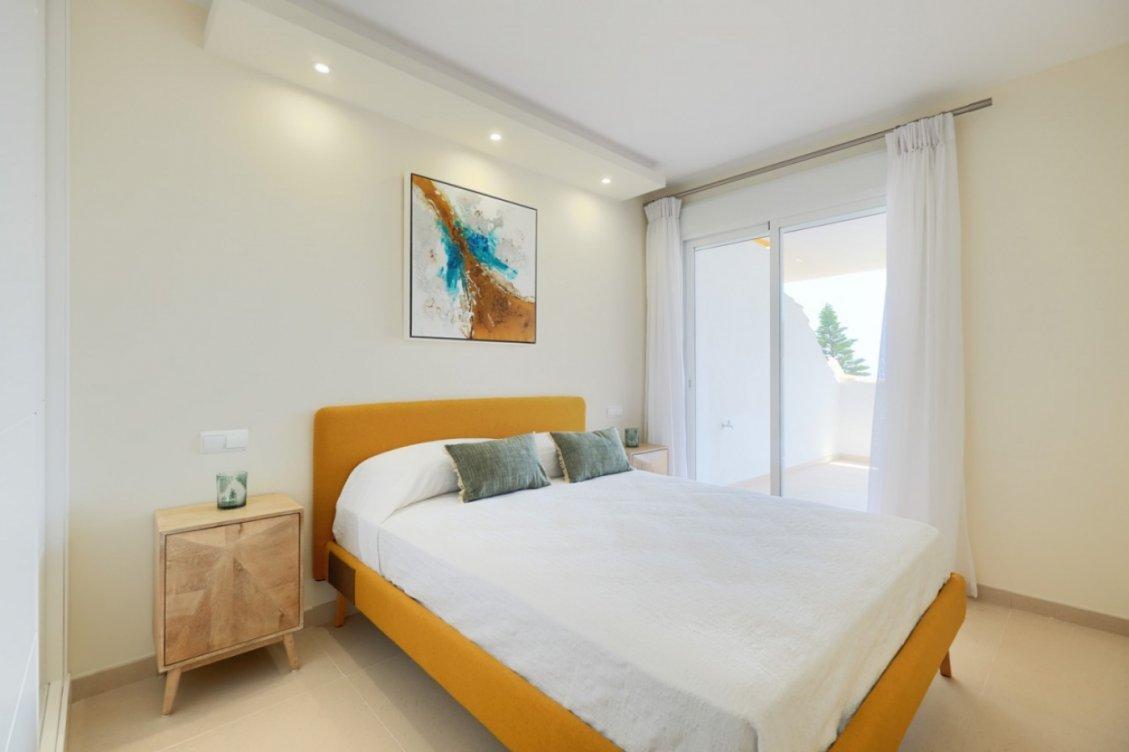 Apartamento en primera linea de playa en Calahonda en Mijas