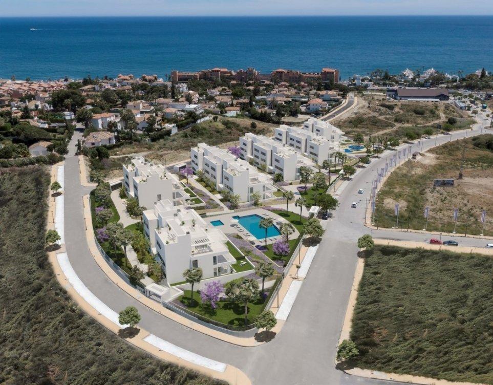 Development off plan in Estepona in Estepona