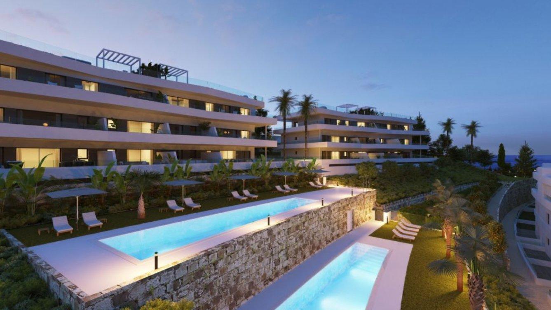 Exclusive development in Estepona in Estepona