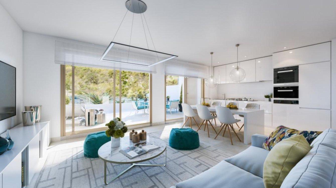 Nuevo residencial en Nerja en Nerja