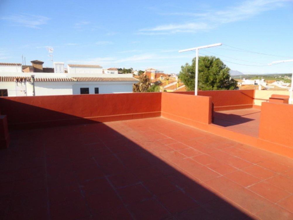 Edificios en Pueblo Nuevo de Guadiaro en Sotogrande
