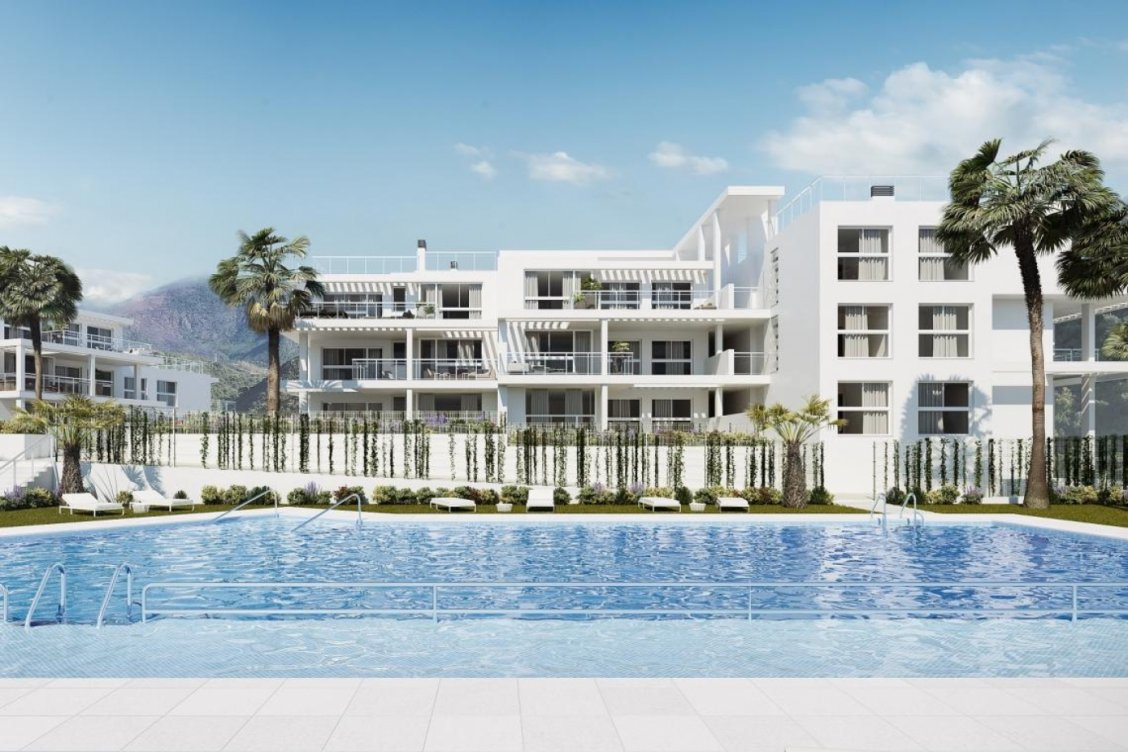 New apartments in Benahavis in Benahavís