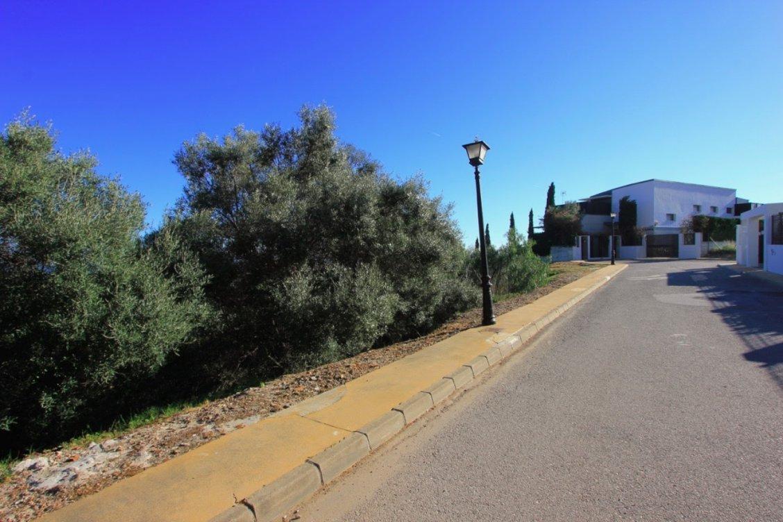 Parcela en Los Monteros en Marbella
