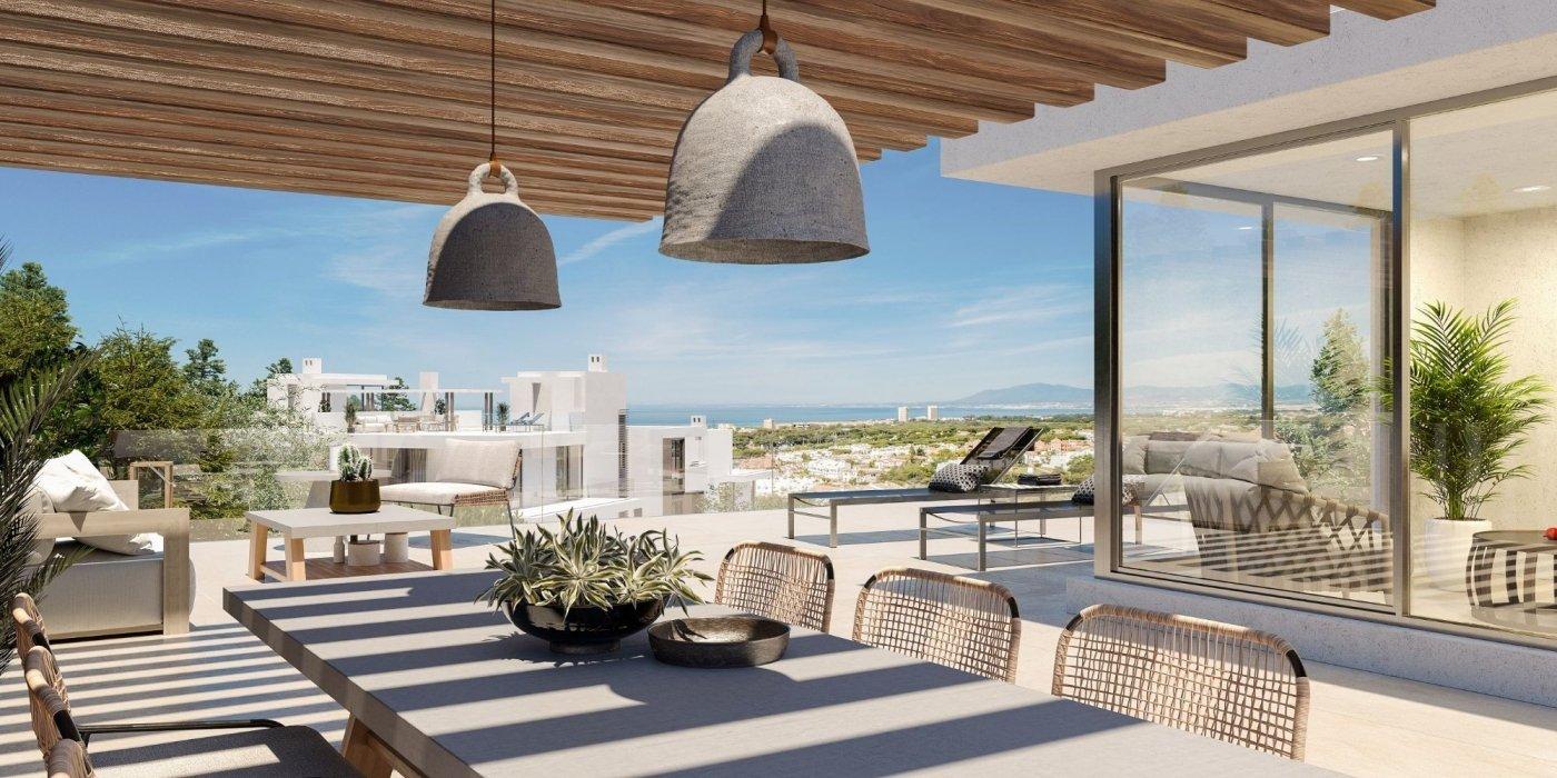 Exclusivo residencial en Cabopino en Marbella