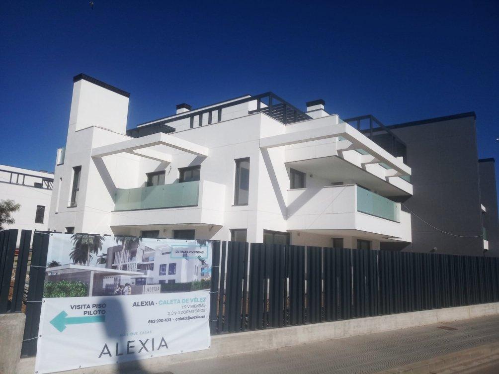 Apartamentos Alexia Caleta de Velez en Vélez Málaga
