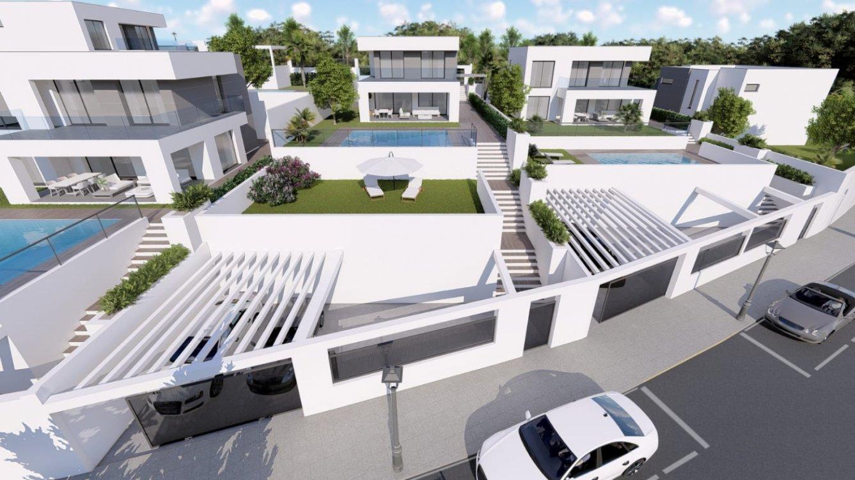 Villas en La Duquesa en Manilva - Sabinillas