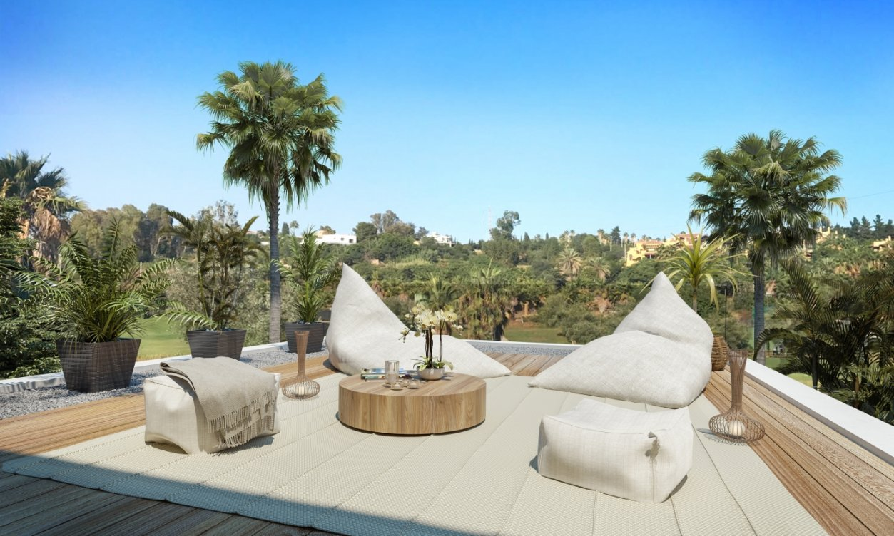 The Sanctuary Villas Fase I en Estepona