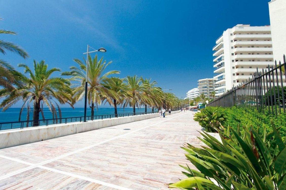 Restaurante en Paseo Marítimo de Marbella en Marbella