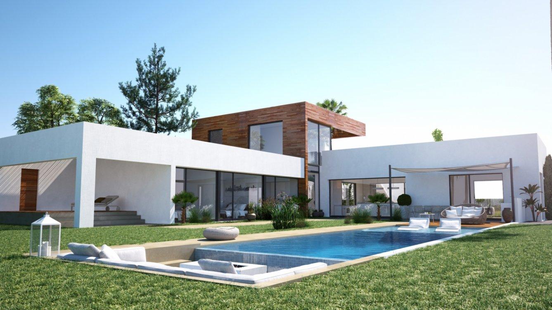 Villa independiente en Los Monteros en Marbella