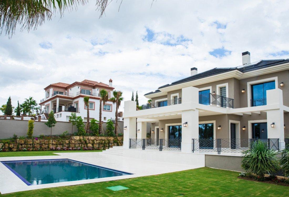 Villa en Los Flamingos en Benahavís