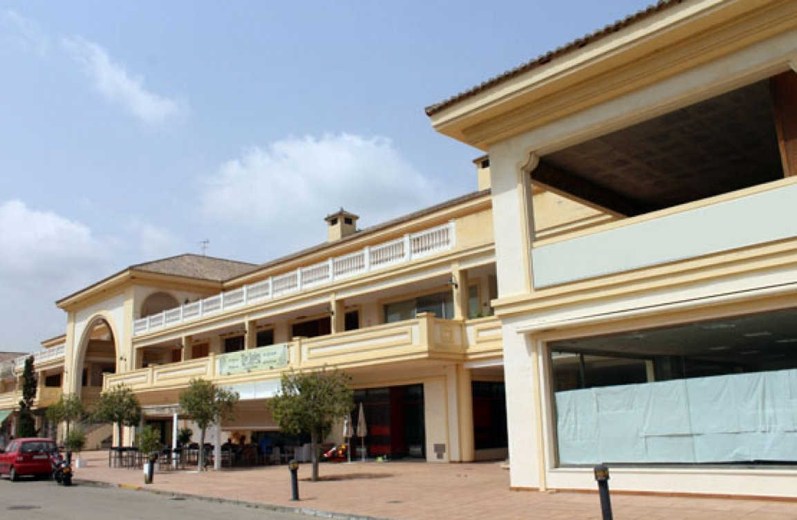Commercial premises in San Roque in San Roque