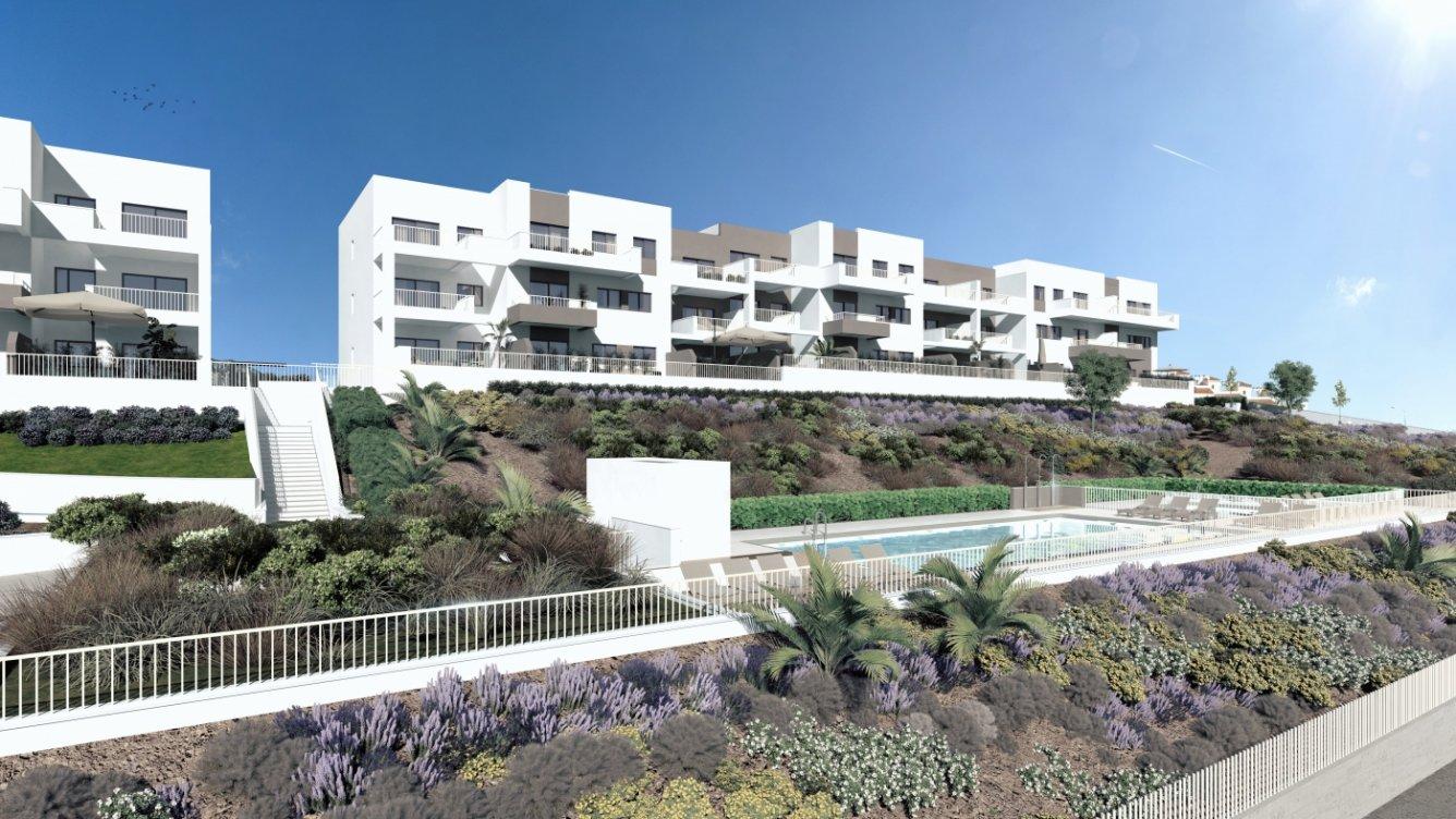 Nuevo residencial en Benalmádena en Benalmádena