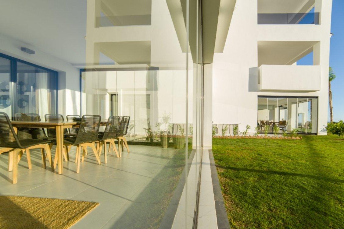 Apartamentos sobre plano en Estepona en Estepona