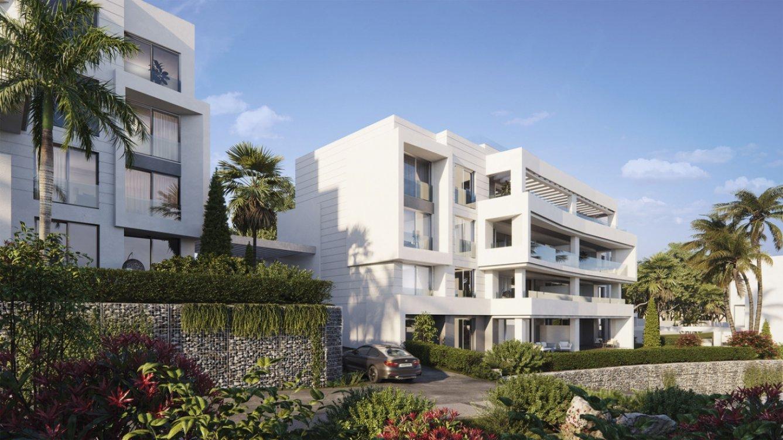 Exclusivo residencial en Marbella en Marbella