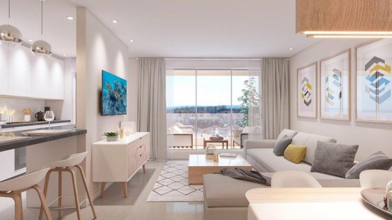Nuevo residencial en Estepona en Estepona