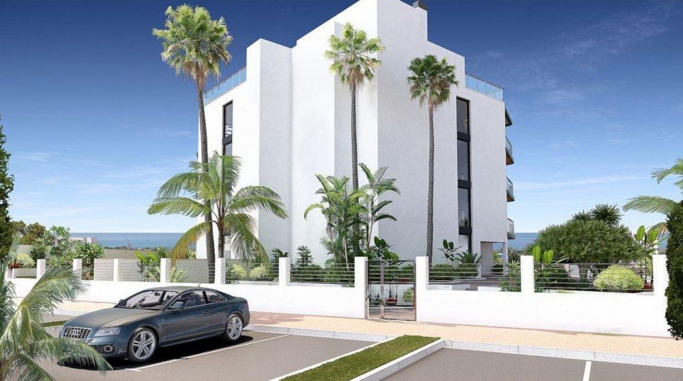 Apartments in Torrox Costa in Torrox