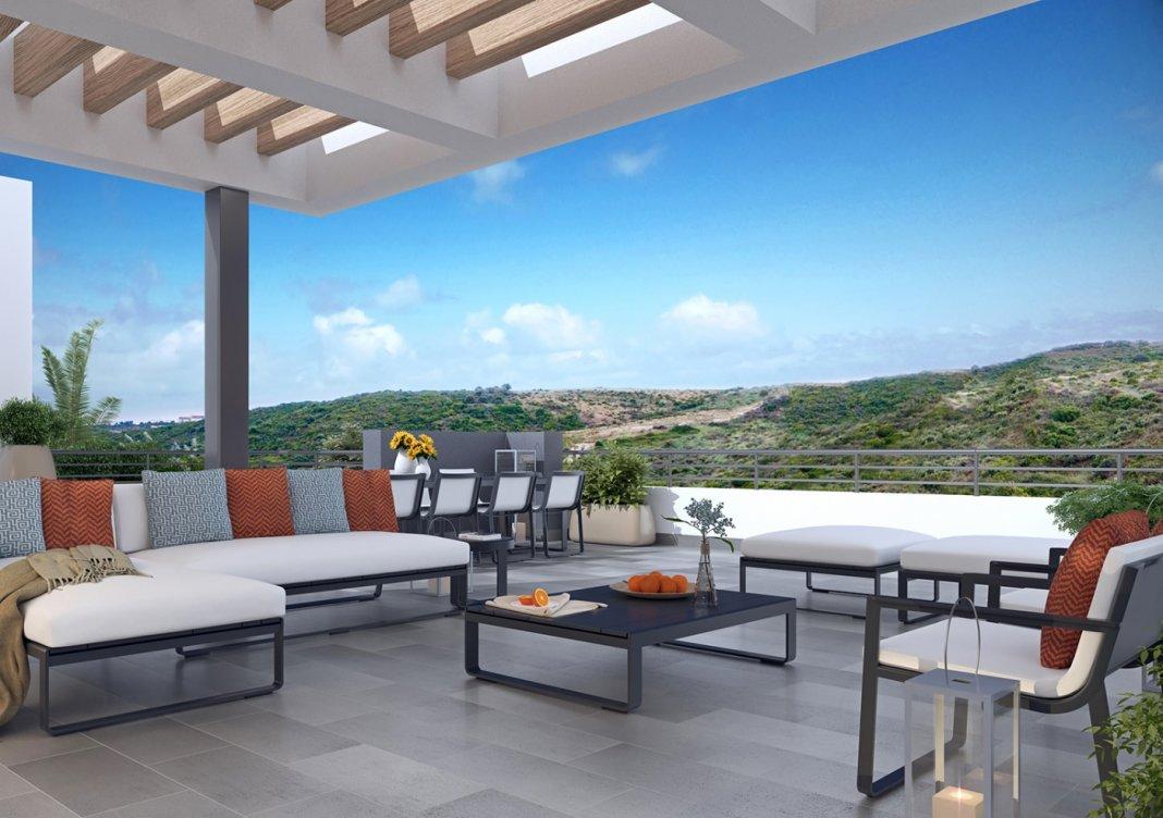 Residential in Casares Costa Golf in Casares