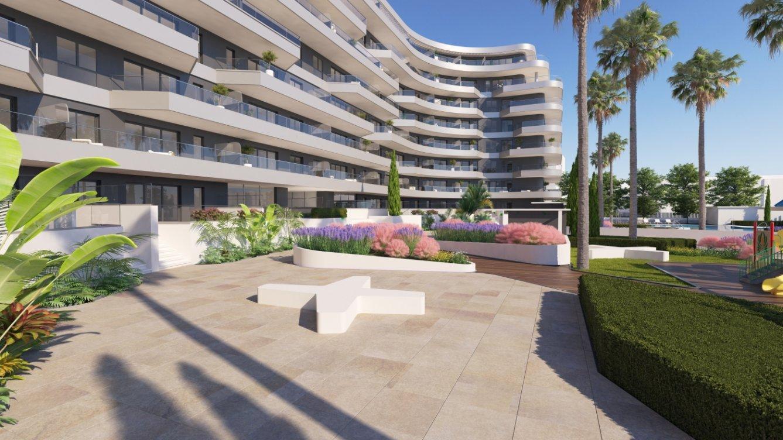 Exclusive development in Malaga in Málaga