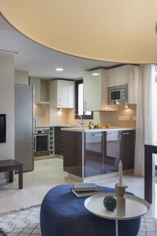 Apartments in Valle Romano in Estepona