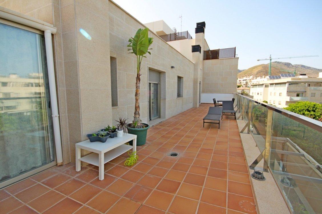 Penthouse in El Pinillo in Torremolinos