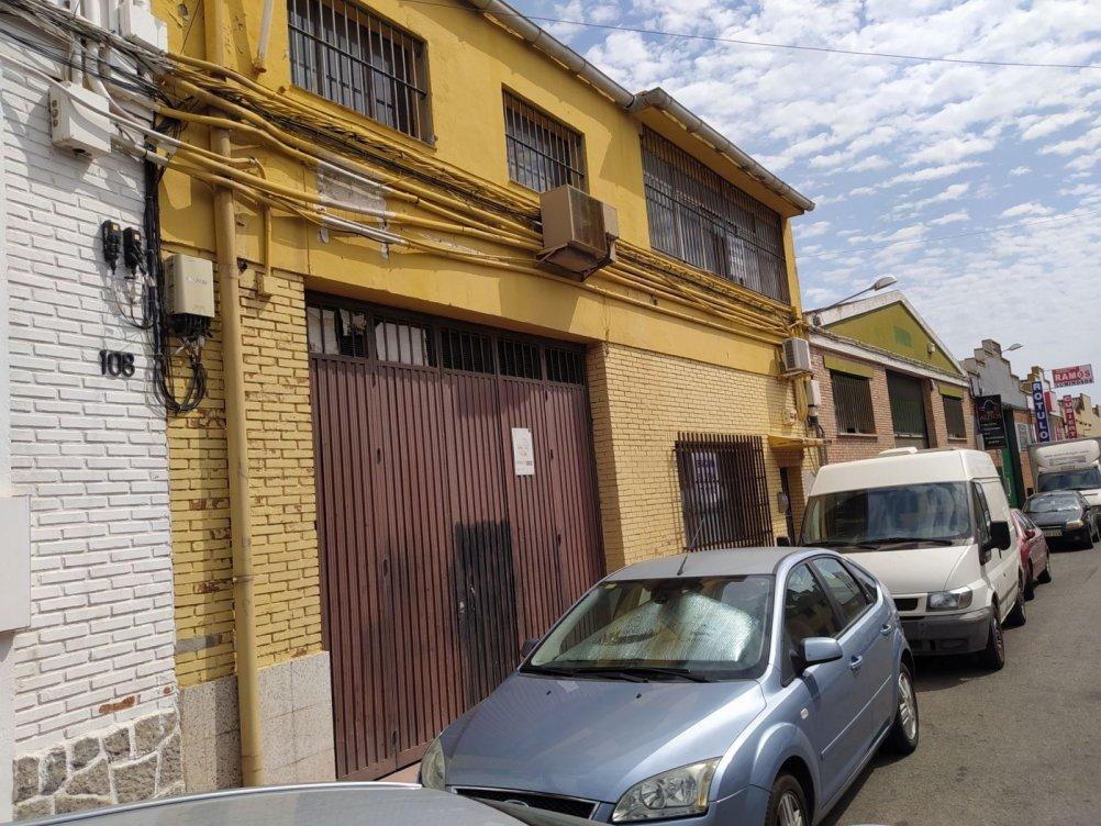 Industrial unit in El Viso in Málaga