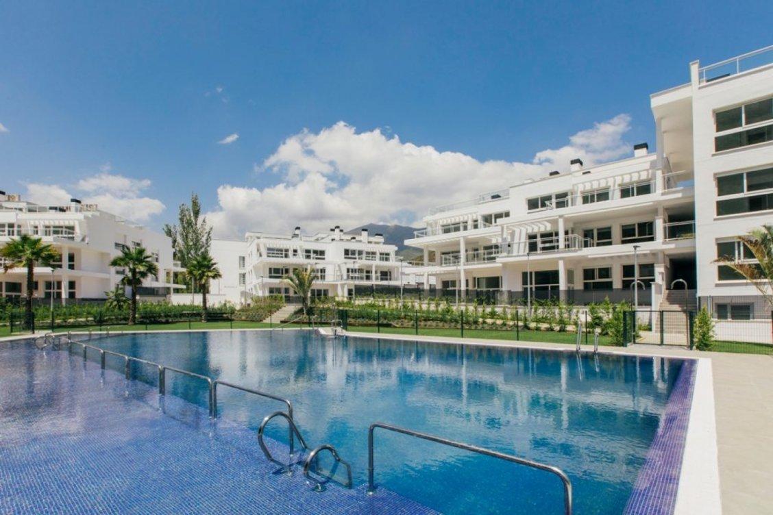 Apartamentos a estrenar en Benahavis en Benahavís