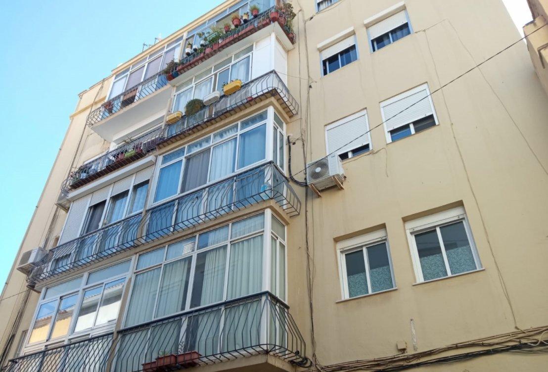 Piso en La Trinidad en Málaga