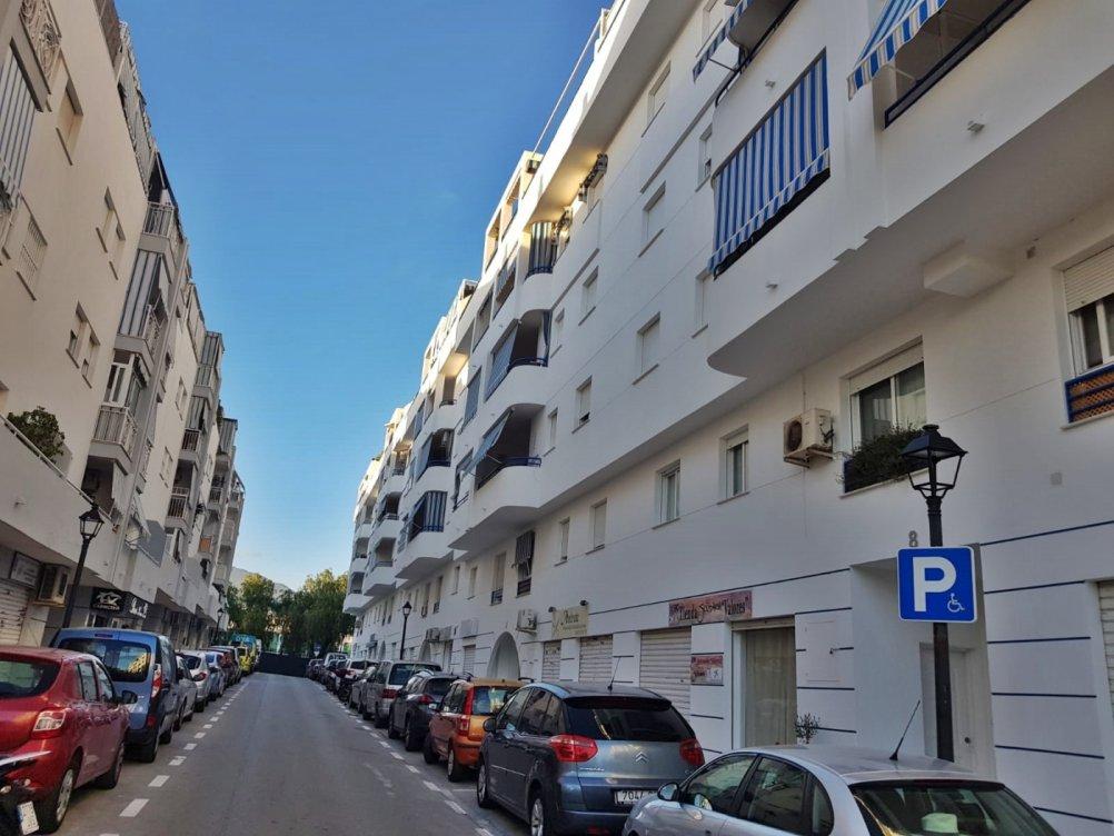 Piso en Fuentenueva en Marbella