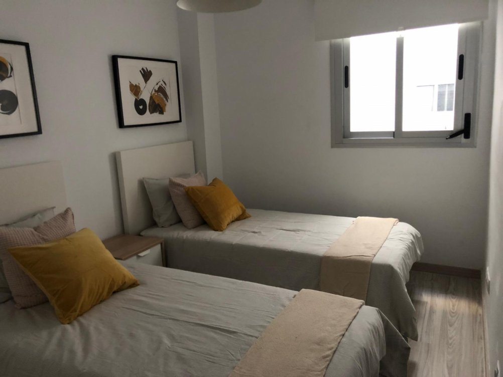 Vivienda lista para entrar a vivir en Málaga en Málaga