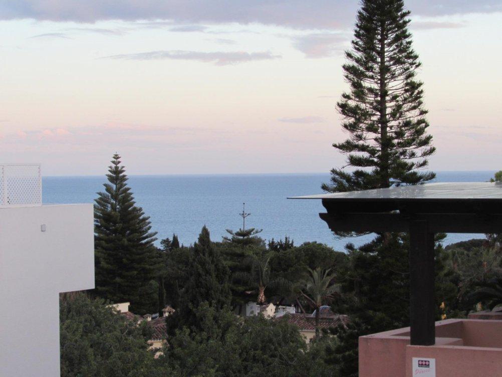 Ático dúplex en Milla de Oro de Marbella en Marbella