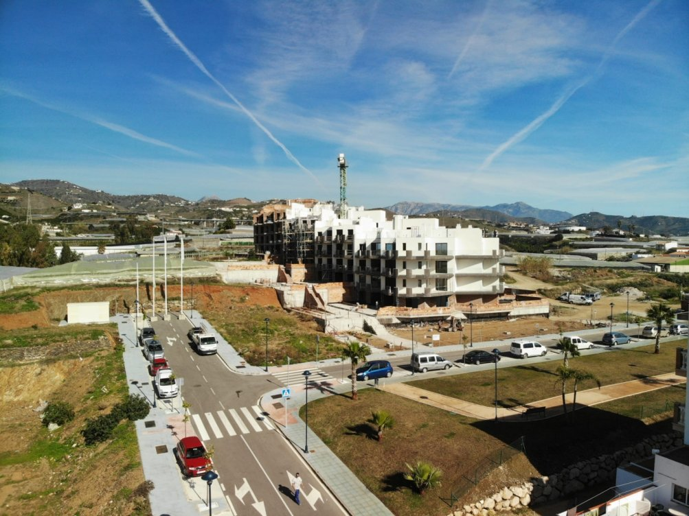 Apartments in Torrox Costa in Torrox