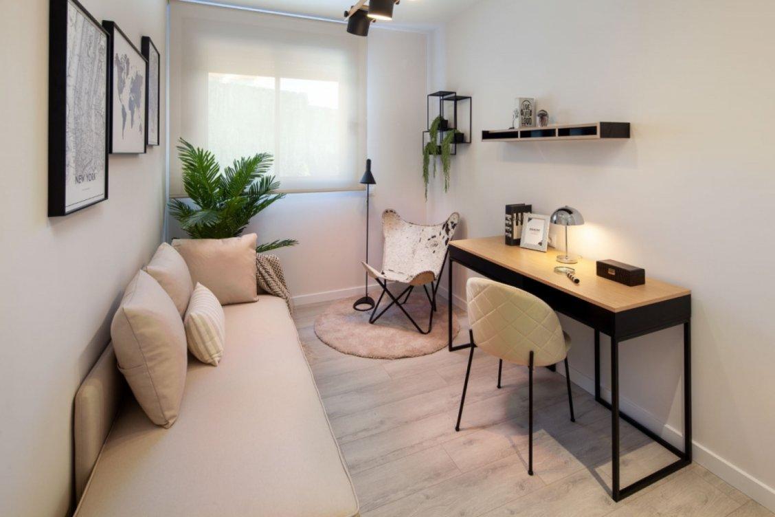 Promoción de viviendas en Teatinos en Málaga