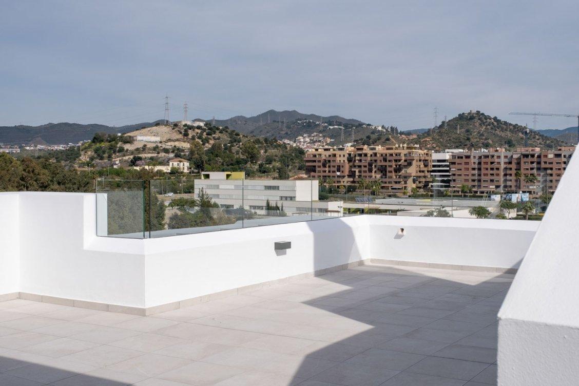 Viviendas de obra nueva en Teatinos en Málaga