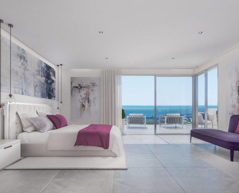 Promoción de viviendas en Calanova Golf en Mijas