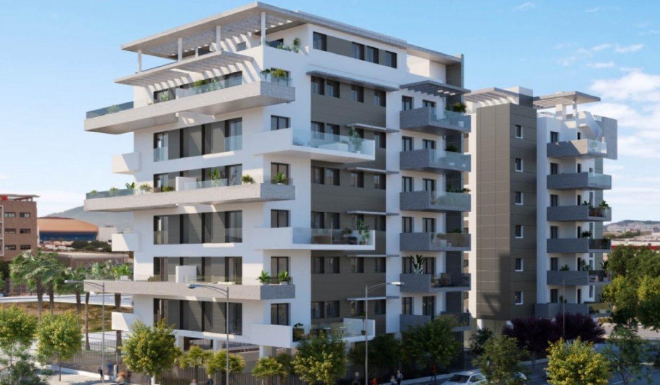 Promoción de viviendas en Málaga playa en Málaga