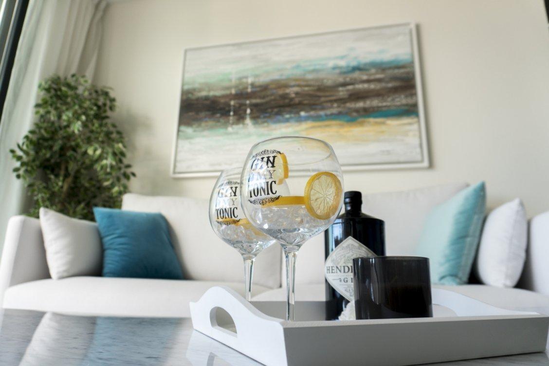 Apartamentos sobre plano en Estepona Golf en Estepona