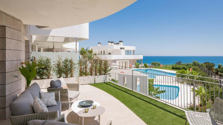 Residencial de lujo en Mijas Costa en Mijas