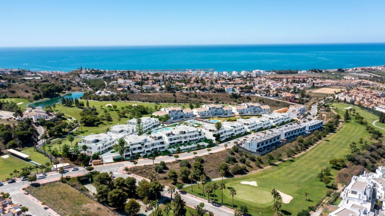 Alexia Caleta Golf en Caleta de Vélez