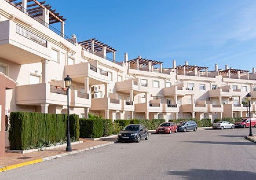 Apartamento en Duquesa Fairways, Manilva en Manilva